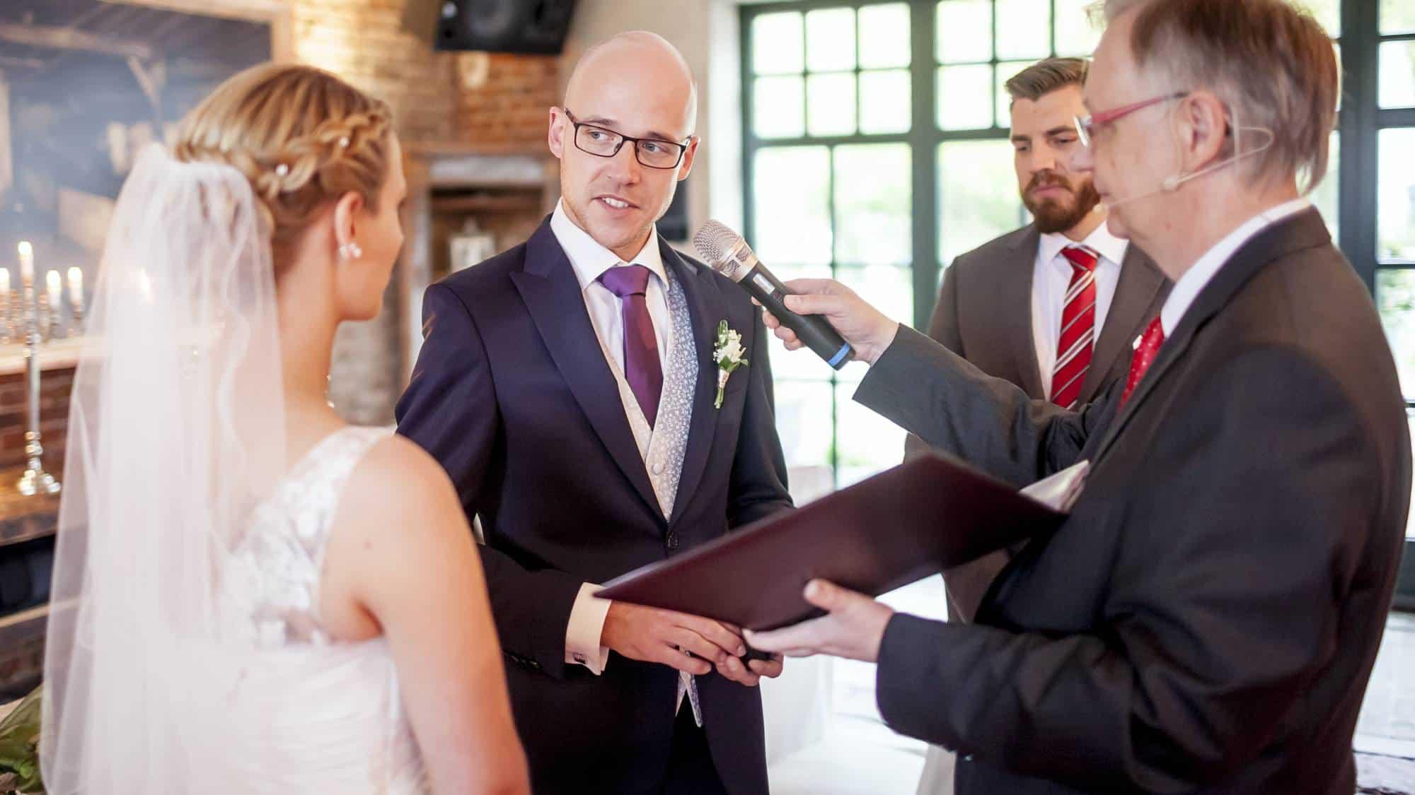 Ehegeluebde für die freie Trauung selber schreiben